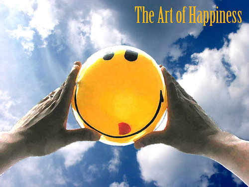The Art of Happiness by Deedee W.